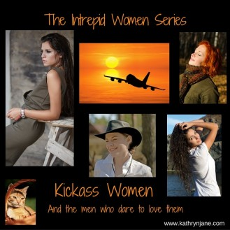 Canva - Intrepid Women collage