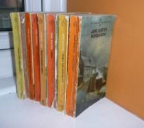 My beloved Jane Austen collection