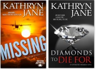 missing and diamonds to die for covers together for website